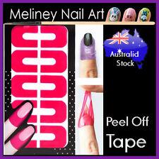 Peel off tape Nail Protector Polish Liquid Latex Nail Art Tool Sticker Adhesive
