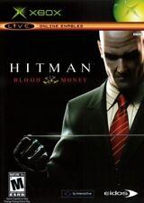Hitman: Blood Money - Original Xbox Game - Game Only