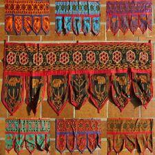 Türbehang Toran thorang goa hippie Ethno indien brodé inde Stickerei Spiegel