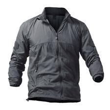 Tactical Waterproof jacket Mens Military Sunscreen Skin Windbreaker Zip Hoodie