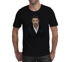 George Michael Wham tribute T Shirt S M L XL 2XL unisex