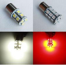 1156 BA15S LED Motor/Bike/Moped/Scooter/ATV Tail Brake Turn Signal Light Bulb
