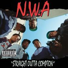 "NWA STRAIGHT OUTTA COMPTON WALL POSTER HIP HOP RAP SZ: 8X8"" 20X20"" 30X30"""