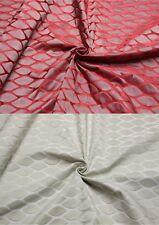 Luxusgardine Verdunkelungsstoff Gardinenstoff Verdunkelung Vorhang Meterware Neu