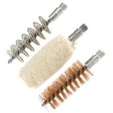 Hoppes 9 3 Pack brosse tampon Kit-fusil bronze phosphoreux, Tornado, laine mop