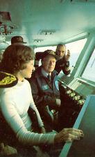 USS EISENHOWER ROSALYNN CARTER & PRESIDENT CARTER 1978 SALEM,NC (CL215*)