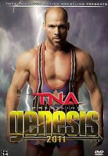 TNA Wrestling: Genesis 2011 (DVD, 2011)