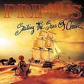 "PRIMUS (CD) ""SAILING THE SEAS OF CHEESE"" 1991 INTERSCOPE UPC# 075679165923"
