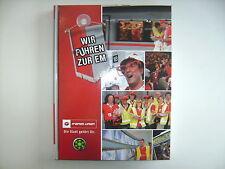 FUSSBALL EM EURO 2008 EDI FINGER WIR FUHREN ZUR EM