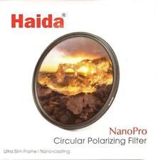 Haida 49/52/58/62/67/72/77/82mm NanoPro MC Circular Polarizer CPL C-POL Filter