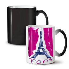 PARIS NUOVO colore modifica Tè Tazza Da Caffè 11 OZ (ca. 311.84 g) | wellcoda