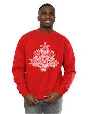 Marvel Homme Christmas Tree Sweat-Shirt