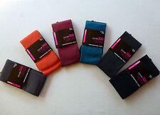 HUDSON COVER 300 Micro-Fleece total opaque tights 300den 36-50 NEW