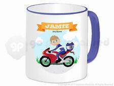 Personalised Gift Biker Mug Cup Motorcyclist Motorbike Rider Present For Him #1