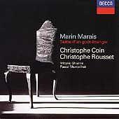 Marais - Suite d'un goût étranger / Coin, Rousset, Ghielmi, Monteilhet by