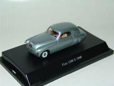 FIAT 1100 S 1948 SILVER 1:43 STARLINE