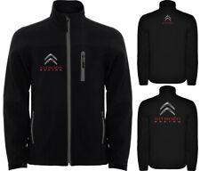Citroen Softshell Jacket Travel Coat Outdoor Veste Mantel Blouson Jacke Parka