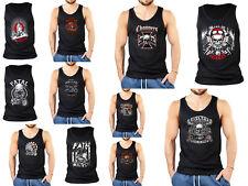 Biker motivo-moto t-shirt-EE. UU. camisa motorista-Biker Life Style vigas Shirt
