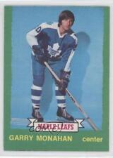 1973-74 O-Pee-Chee #226 Garry Monahan Toronto Maple Leafs Hockey Card