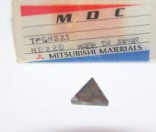 TPGN 321 MD220 MITSUBISHI *** 1  INSERTS *** FACTORY PACK *** DIAMOND
