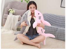 Big Shark Soft Toys Stuffed White Shark Cushion Large Plush Toys Doll Pillow