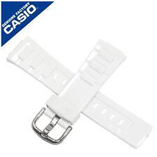 Genuine Casio Watch Strap Band for BG-3000 BG-3000A BG-3000M BGA-110 WHITE