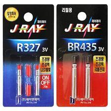 Lithium Battery 3V PIN Type R327/BR435 LED fishing night light