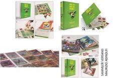 Offizielle Panini Sammelordner Tauschalbum, Ringbuch, Stabordner,Ringbuchblätter
