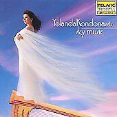 Yolanda (Harp) Kondonassis Sky Music (CD, Jun-1996, Telarc Distribution)