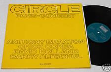BRAXTON/COREA..2LPs-CIRCLE PARIS CONCERT-ORIGINAL NM !!