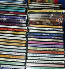 OLDIE CD'S 50 60 70 80 JAHRE(SAMMLUNG  BUNDLE) ZUM SELBER AUSSUCHEN EINMAL PORTO