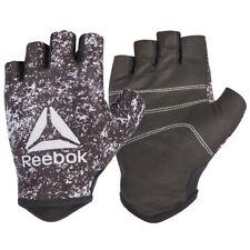 Reebok Women's Fitness Training Gloves Weight Lifting Fingerless RAGB-1363