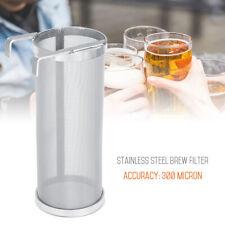 2Type Stainless Steel Home Brewing Dry Hop Beer Wine Barrel Filter Strainer AF