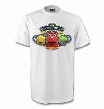 Chuggington per bambini T-Shirt - 2 Disegni/Tg 1-15 anni