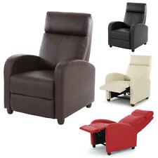 Fernsehsessel Relaxsessel Relaxliege Sessel Denver, Kunstleder