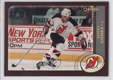 2002-03 O-Pee-Chee Factory Set #112 Scott Gomez New Jersey Devils Hockey Card