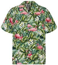 s-6xl Hula blu Ky /'S ORIGINALE Camicia Hawaii