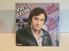 YVES LECOQ Merci musique 49462