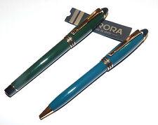 Penna sfera o roller AURORA Ipsilon verde OFFERTA!!!