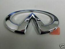 New OEM Infiniti FX35 FX45 Rear Hatch Emblem 2003-2007