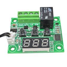 Blue/Red W1209 DC12V Thermostat Temperature Schalter Regler Thermometer+Case New