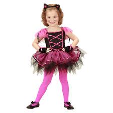 Niños Gatos Traje Bailarina Disfraz de gato Tutu Gatito Disfraz infantil Tul