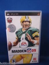 Sony PSP Madden 09 Video Game