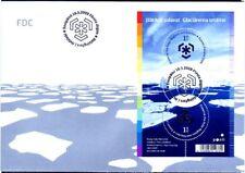 Folio Polar Ice Field Climate Problem Finland FDC 2009