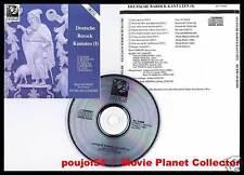 DEUTSCHE BAROCK KANTATEN (I) Buxtehude (CD)Ricercar1986