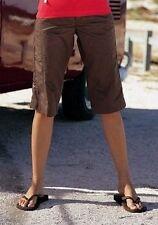 Nike Bermudas Nuevo Talla 34 ,38,40, 42 Pantalón de mujer corto marrón Shorts
