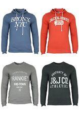 JACK & JONES Hommes Pull jjorglarry SWEAT MANCHES LONGUES LOISIR clubwear