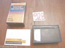 Cassetta VHSC VHS C VideoCassetta VIDEO KODAK HGC EC 30 EC30 camcorder tape