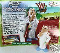 """""""Asterix und die Wikinger"""" 2006 MIRACULIX mit BPZ """"D"""""""