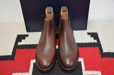 Ralph Lauren Purple Label Crockett & Jones Ruddington Leather Ankle Boots